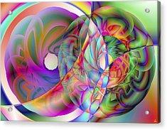 Vision 41 Acrylic Print