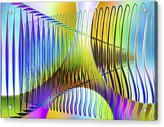 Vision 45 Acrylic Print
