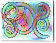 Vision 48 Acrylic Print