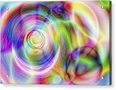 Vision 7 Acrylic Print