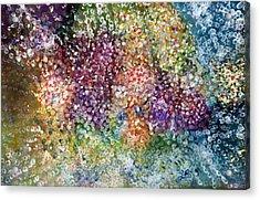 Visionary Painting Acrylic Print