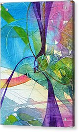 Visions In Motion Acrylic Print