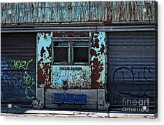 Acrylic Print featuring the photograph Visitor Parking by Charline Xia