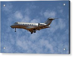 Vista Jet Bombardier Challenger 300 1 Acrylic Print