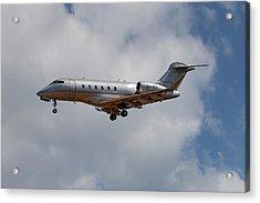 Vista Jet Bombardier Challenger 300 5 Acrylic Print