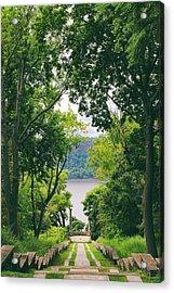 Vista View Acrylic Print by Jessica Jenney