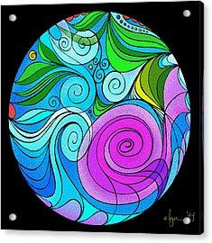 Vitality Acrylic Print