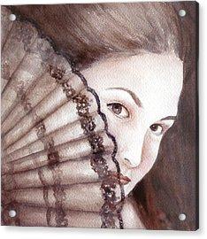Viva La Fiesta Acrylic Print by Dorothy Nalls