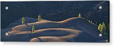 Acrylic Print featuring the photograph Volcanic by Dustin LeFevre