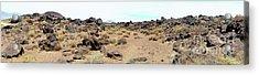 Volcanic Field Panorama Acrylic Print