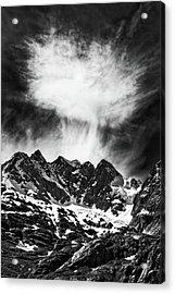 Volcanic Acrylic Print
