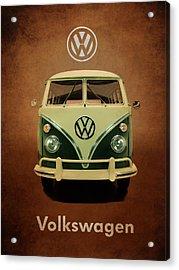 Volkswagen T1 1963 Acrylic Print