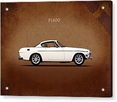 Volvo P1800 Acrylic Print