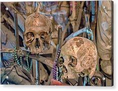 Voodoo Altar Acrylic Print