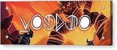 Voodoo Acrylic Print by Elijah Clark