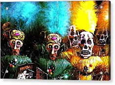 Voodoo For You Acrylic Print