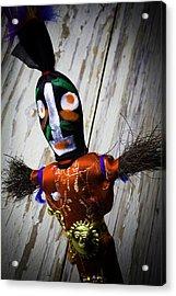 Voodoo Magic Acrylic Print