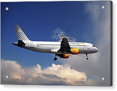 Vueling Airbus A320-214 Acrylic Print