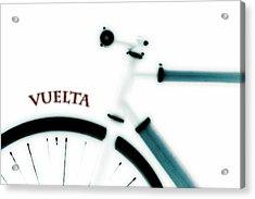 Vuelta Acrylic Print by Frank Tschakert