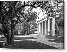 Wabash College Sparks Center Acrylic Print