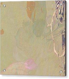 Wabi Sabi Ikebana Revisited Shabby 2 Acrylic Print