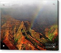 Waimea Canyon I Acrylic Print