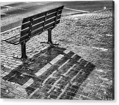 Acrylic Print featuring the photograph Waiting For Proposal by Richard Bean