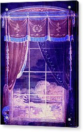 Waiting For The Dawn Acrylic Print by Sarah Vernon