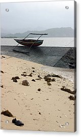 Waiting For The Fish 4 Acrylic Print by Jez C Self