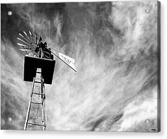 Waiting For Wind Acrylic Print by Glenn McCarthy Art and Photography
