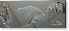Wake Me Before Math Class Acrylic Print
