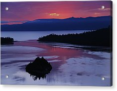 Wake Up In Lake Tahoe  Acrylic Print