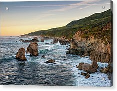 Waking Up In Cali Acrylic Print