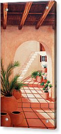 Walk Into The Light - Prints Made From Original Oil Paintings By Mary Grden Acrylic Print