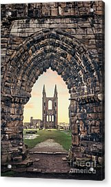 Walk Through Time Acrylic Print