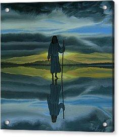 Walk With You Acrylic Print