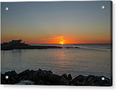 Walkers Point Kennebunkport Maine Acrylic Print