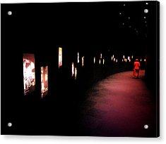 Walking Among The Stories Acrylic Print