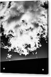 Wall And Cloud - Madison - Wisconsin Acrylic Print