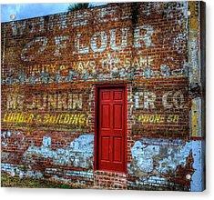 Wall Acrylic Print