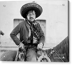 Wallace Beery (1885-1949) Acrylic Print by Granger