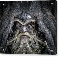 Wally Woodfury Acrylic Print