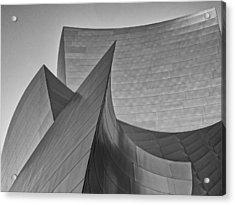 Walt Disney Concert Hall Three Acrylic Print