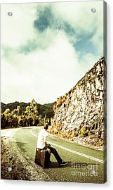 Wanderlust Southwest Tasmania Acrylic Print