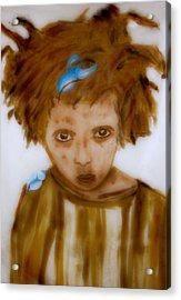 Wanna Be Back Home Acrylic Print by Rosemen Elsayad
