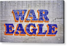 War Eagle Acrylic Print