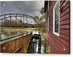 War Eagle Mill Acrylic Print
