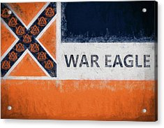 War Eagle Mississippi Acrylic Print by JC Findley