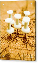 War Game Tactics Acrylic Print by Jorgo Photography - Wall Art Gallery