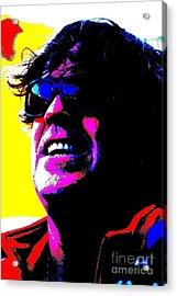Warhol Robbie Acrylic Print